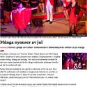 Julonsert 2015 Recension Katrineholms-Kuriren